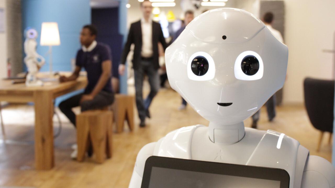 Drunk man arrested for kicking SoftBank's emotion-reading robot in Japan