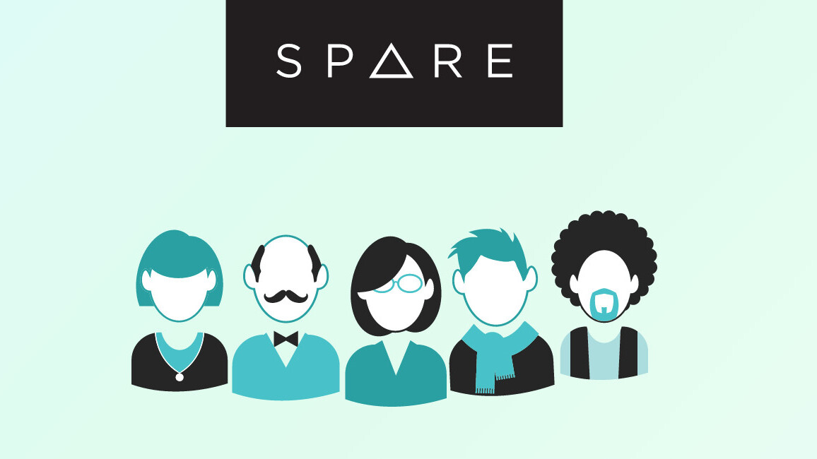 Spare will round up your purchases and invest the change in hunger relief