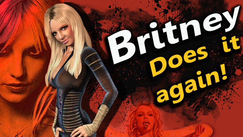 There's a real campaign to bring Britney Spears to 'Super Smash Brothers'