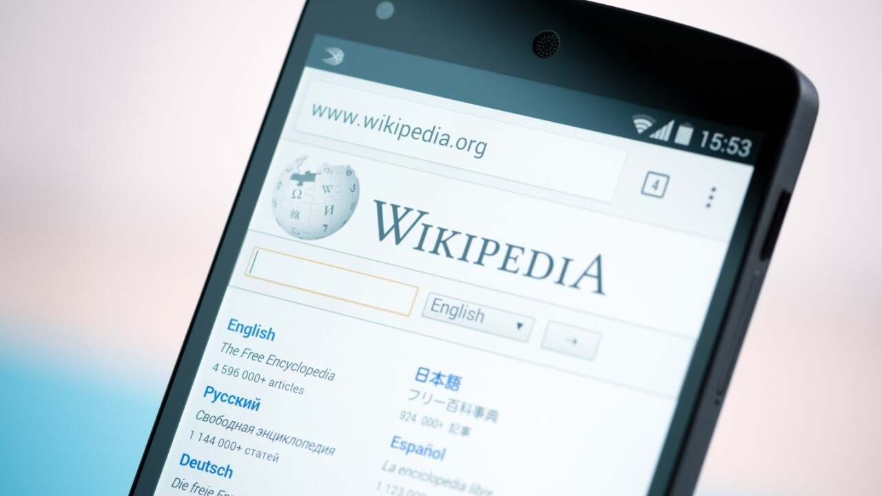 Wikipedia is using artificial intelligence to get more actual humans writing articles