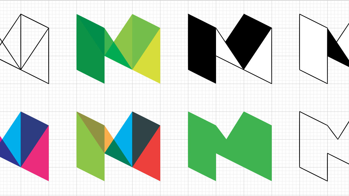 Medium revamps on desktop and mobile, complete with logo redesign