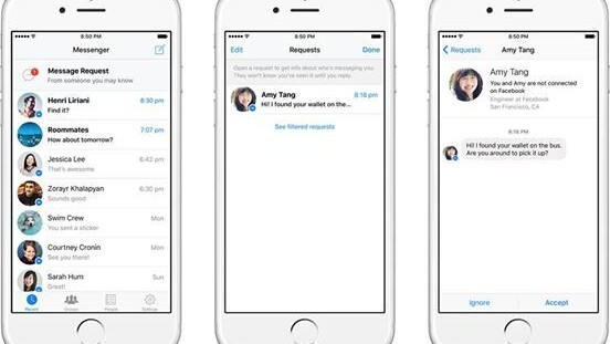 What are Facebook Message Requests and how to see them: now you can contact anyone, even if you're not 'friends'