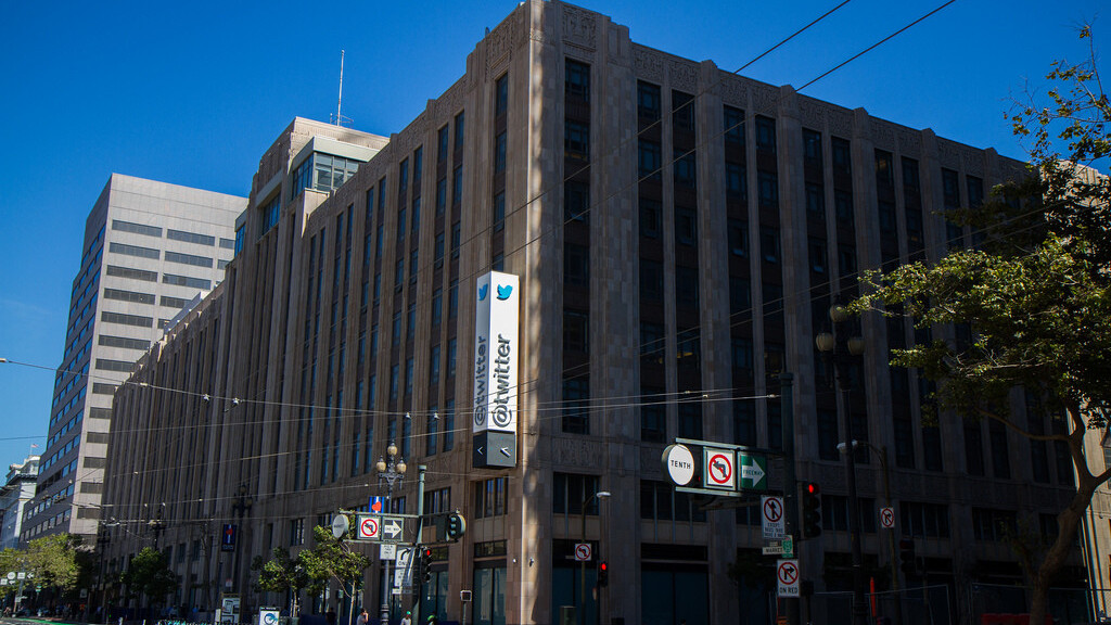 Twitter's stock price hits all-time low