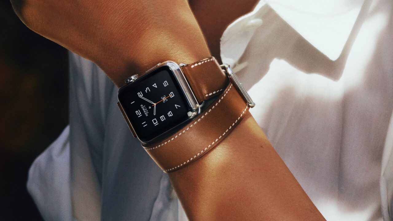 You can now buy the Apple Watch Hermès online