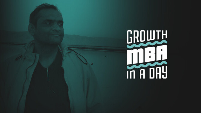 Grow fast or die slow: Join our Growth-MBA-in-a-Day in NYC!