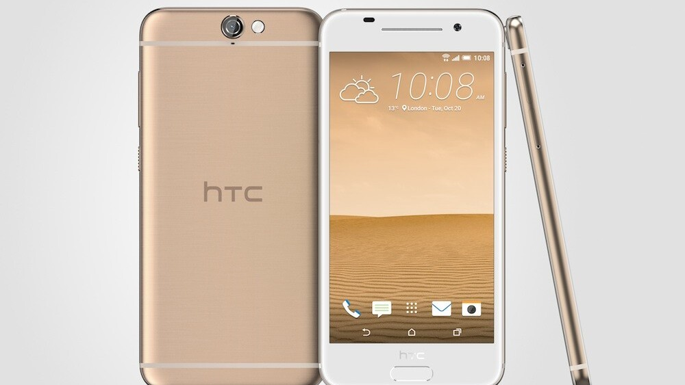 HTC's iPhone clone is no mistake: it's desperately trying to get attention