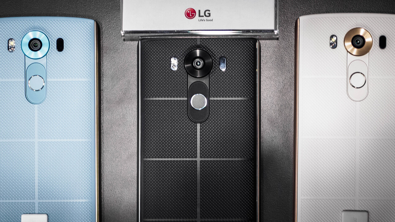 LG V20 launches in September as the first known Android Nougat phone
