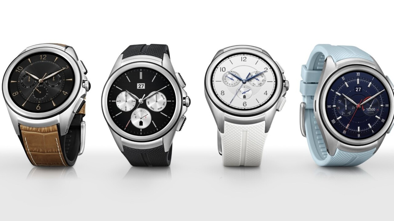 LG cancels the first Android Wear smartwatch with LTE support over hardware issue