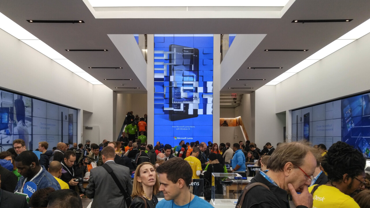 Microsoft's new flagship NYC store is 5 blocks away from Apple's – here's how they compare