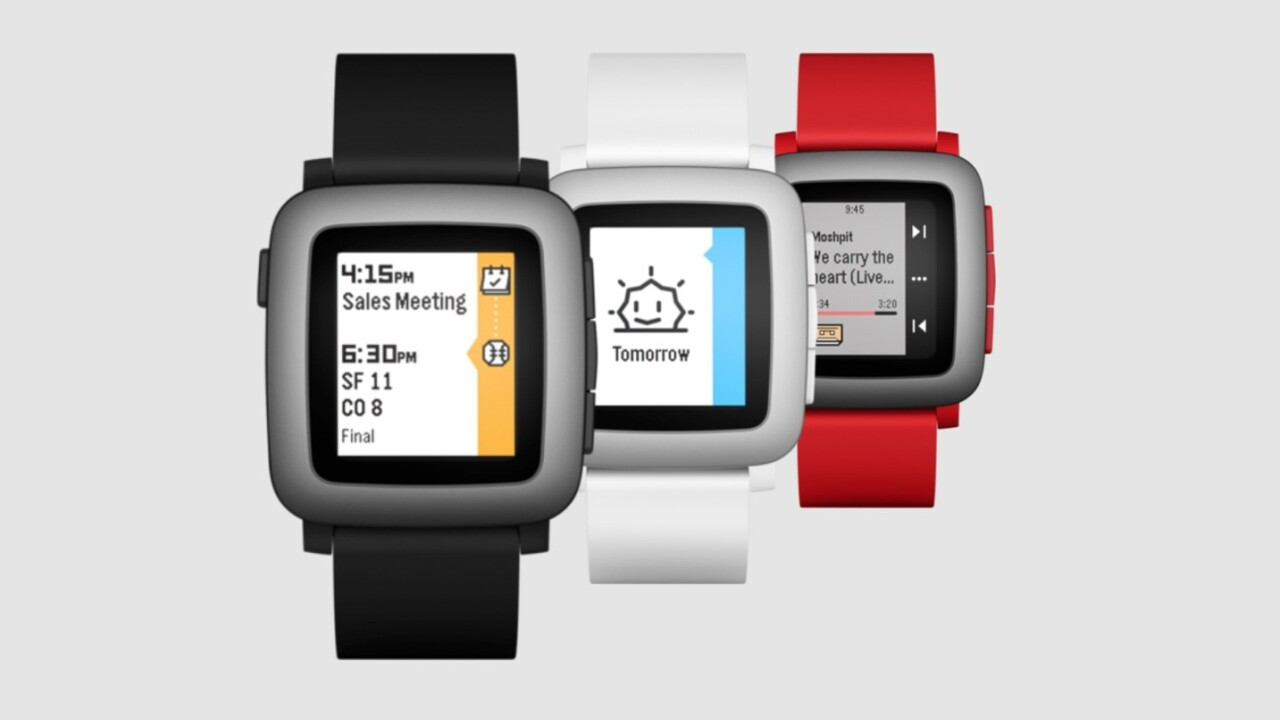Pebble Time now lets you respond to text messages with your voice on iOS