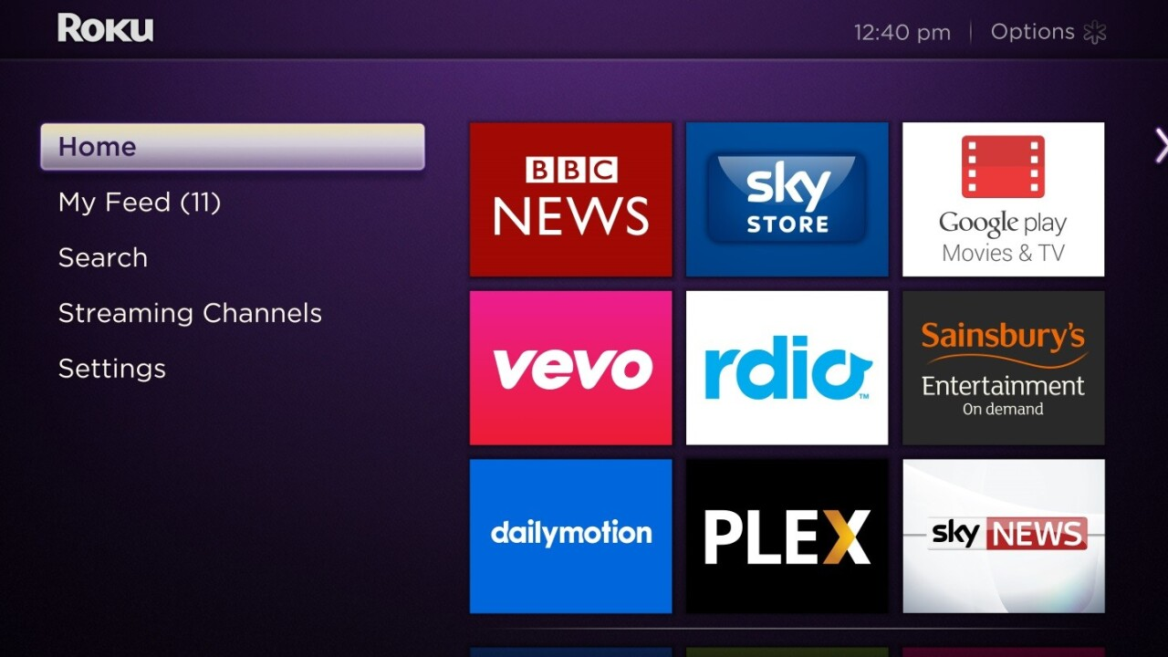 Roku rolls out UI refresh that lets you follow shows, actors or movies