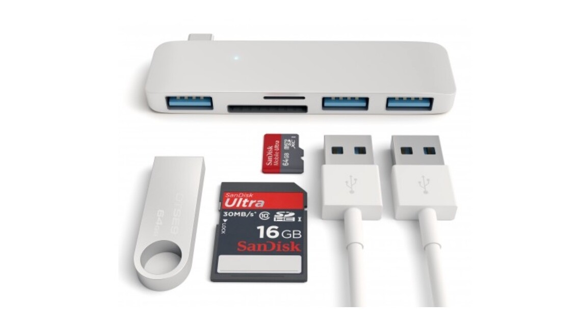 This is the MacBook USB-C hub Apple should have thought of