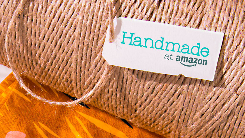Amazon's answer to Etsy launches today: Handmade at Amazon