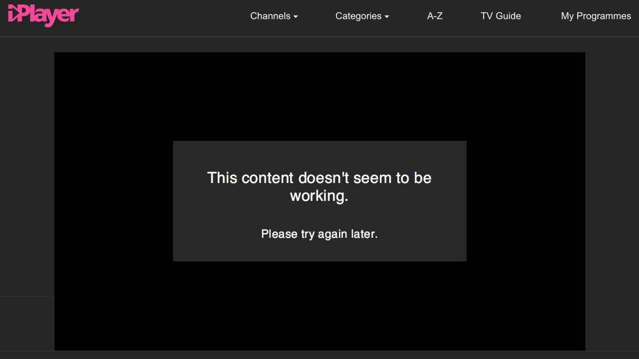 BBC is cracking down on people who use VPNs to access iPlayer