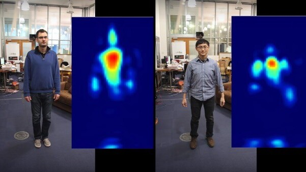 This device uses Wi-Fi to see through walls