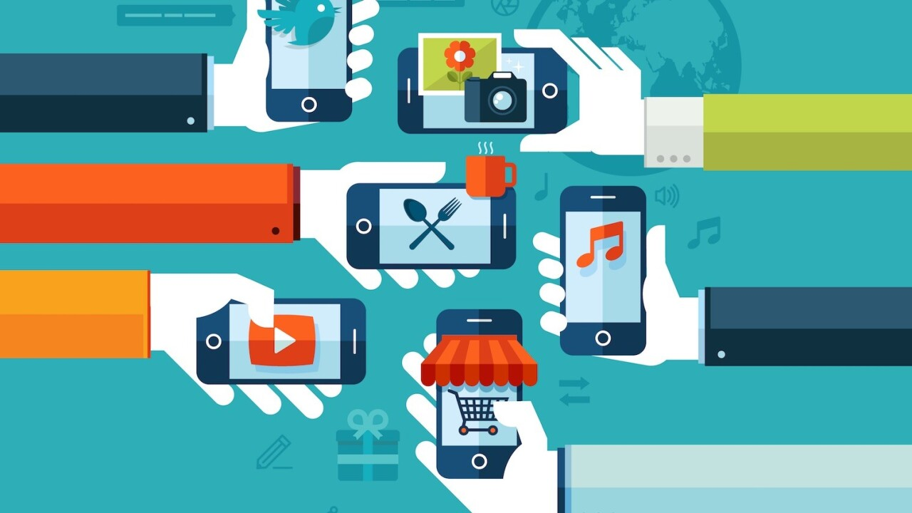 5 noteworthy trends happening in mobile apps