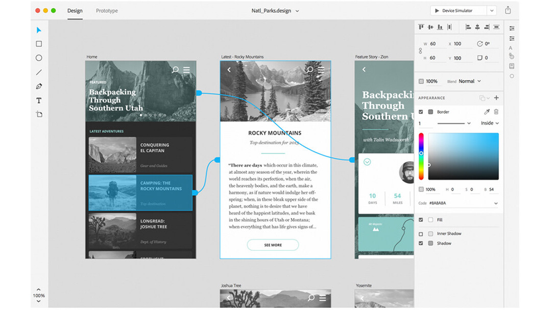 Adobe's Project Comet tackles cross-device design head-on