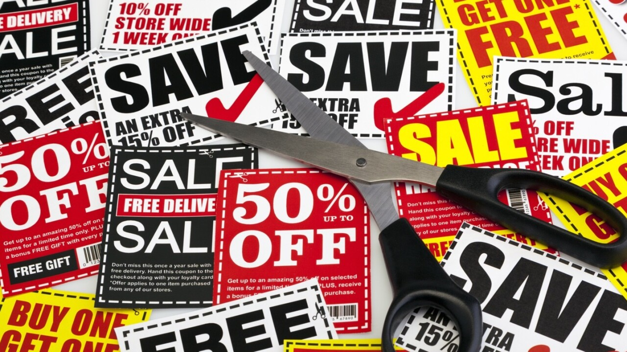 Don't care about couponing? You will soon – whether you like it or not