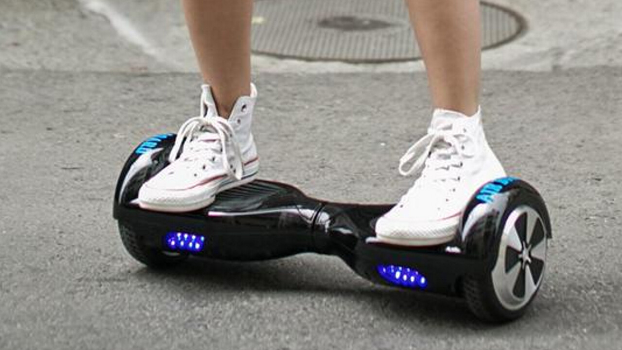 Hoverboards are a safety risk but don't write them off as a cheap novelty