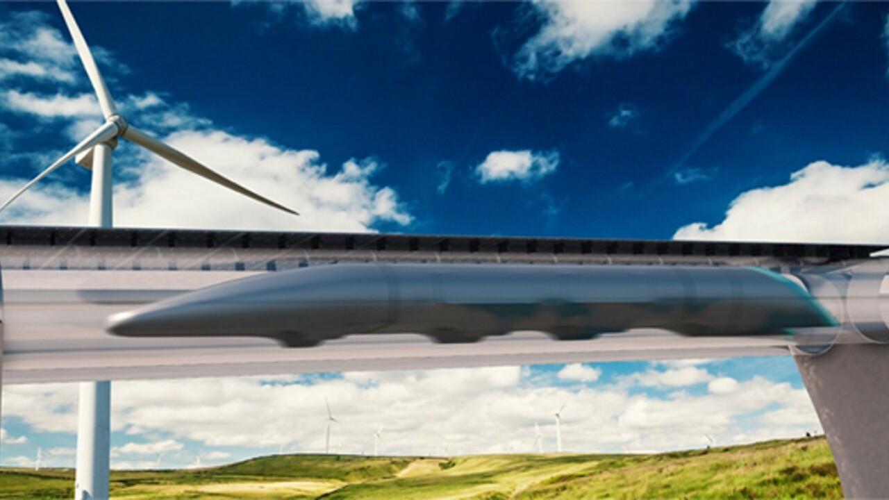 Work will start on a $150 million Hyperloop test track in 'weeks'