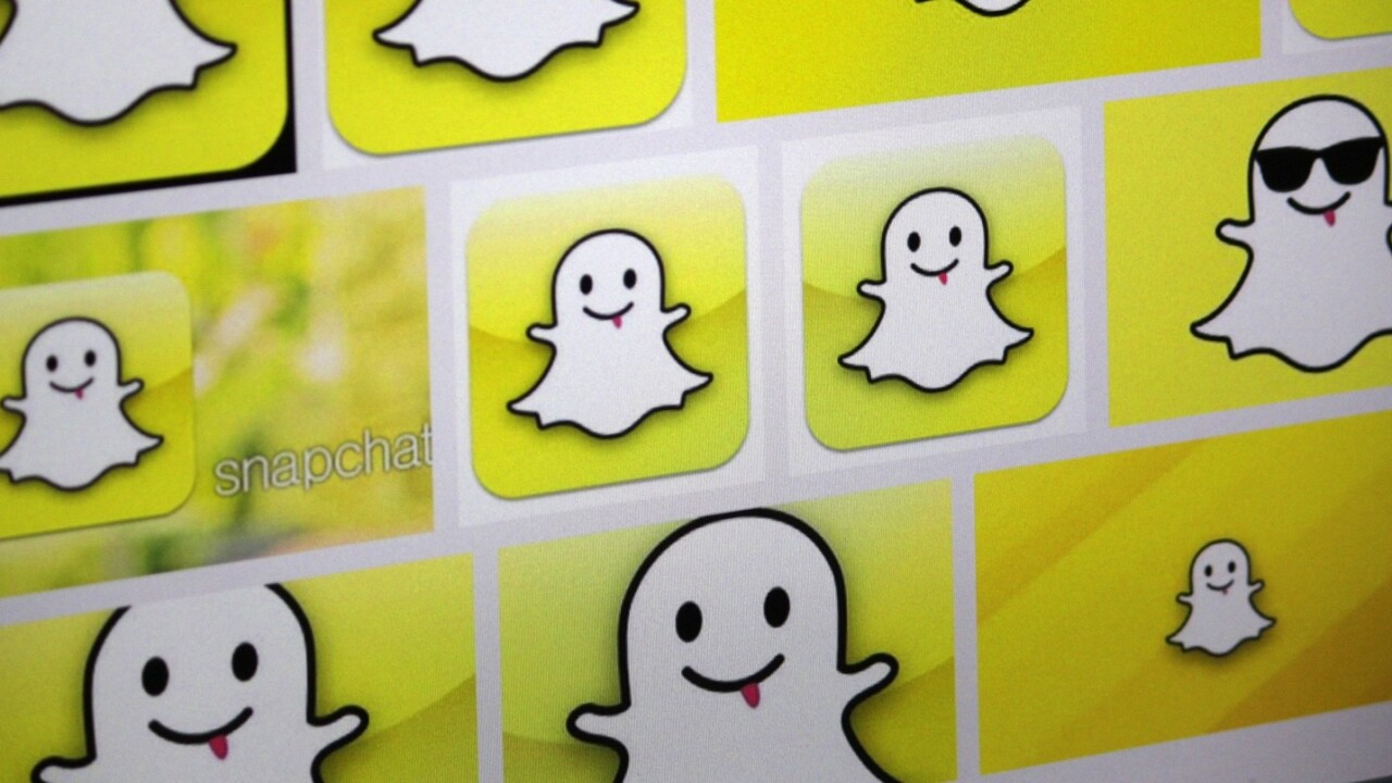 Snapchat is adding video filters so you can speed up, slow down or rewind your shoots