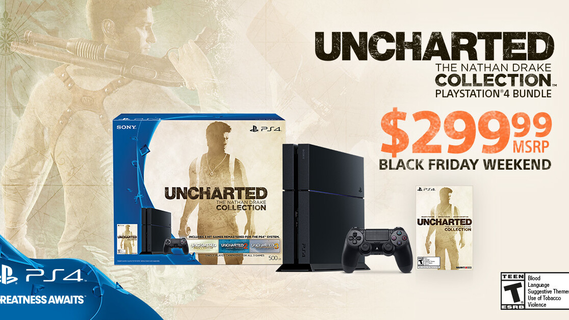 Sony joins Microsoft and discounts the PS4 to $299 for Black Friday, so where's Nintendo?
