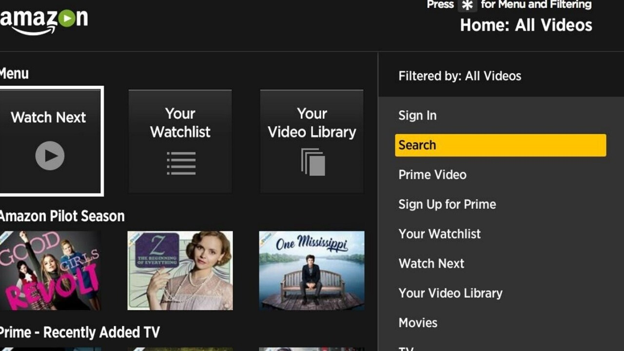 Roku just added the one thing that made me stop using it: Amazon Instant Video