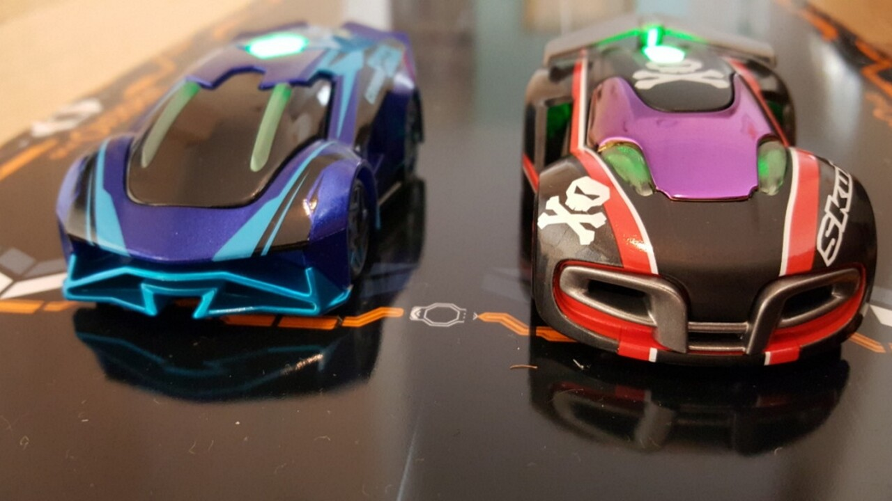 Ideal Gifts: Anki's robot cars bring all the fun of slot racing and Mario Kart combined