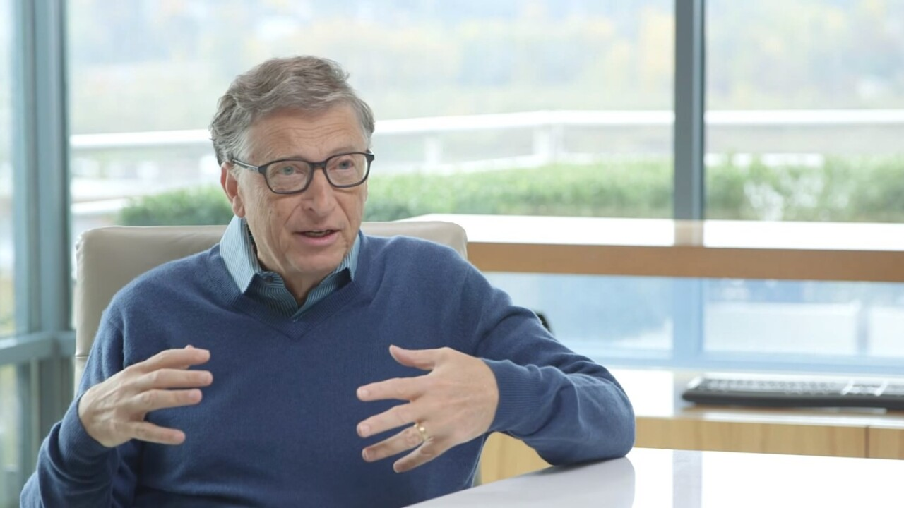 Bill Gates and Mark Zuckerberg join tech moguls to fund clean energy tech