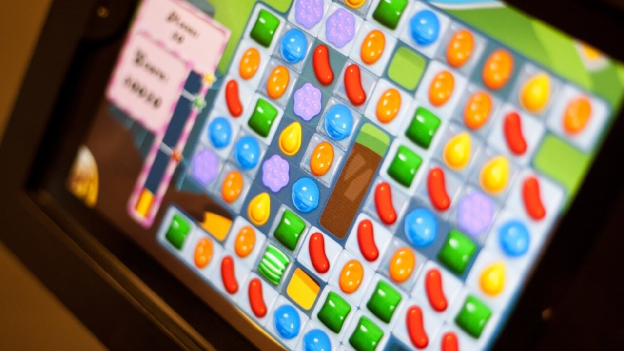 Activision acquires King, makers of Candy Crush, for $5.9b
