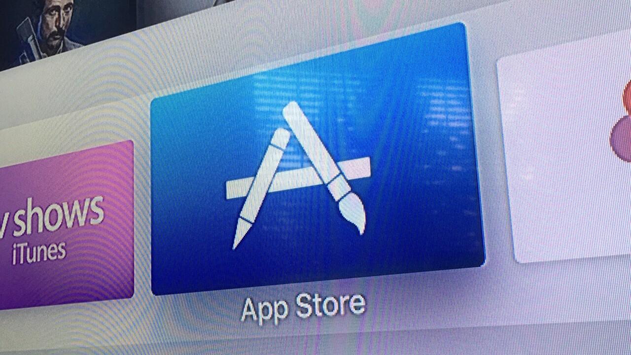The Apple TV App Store now has categories