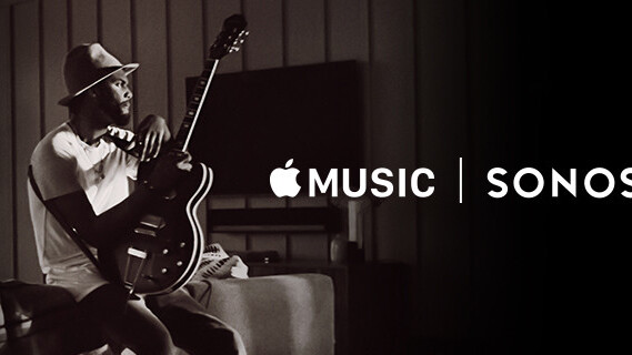 You can try Apple Music on Sonos starting December 15