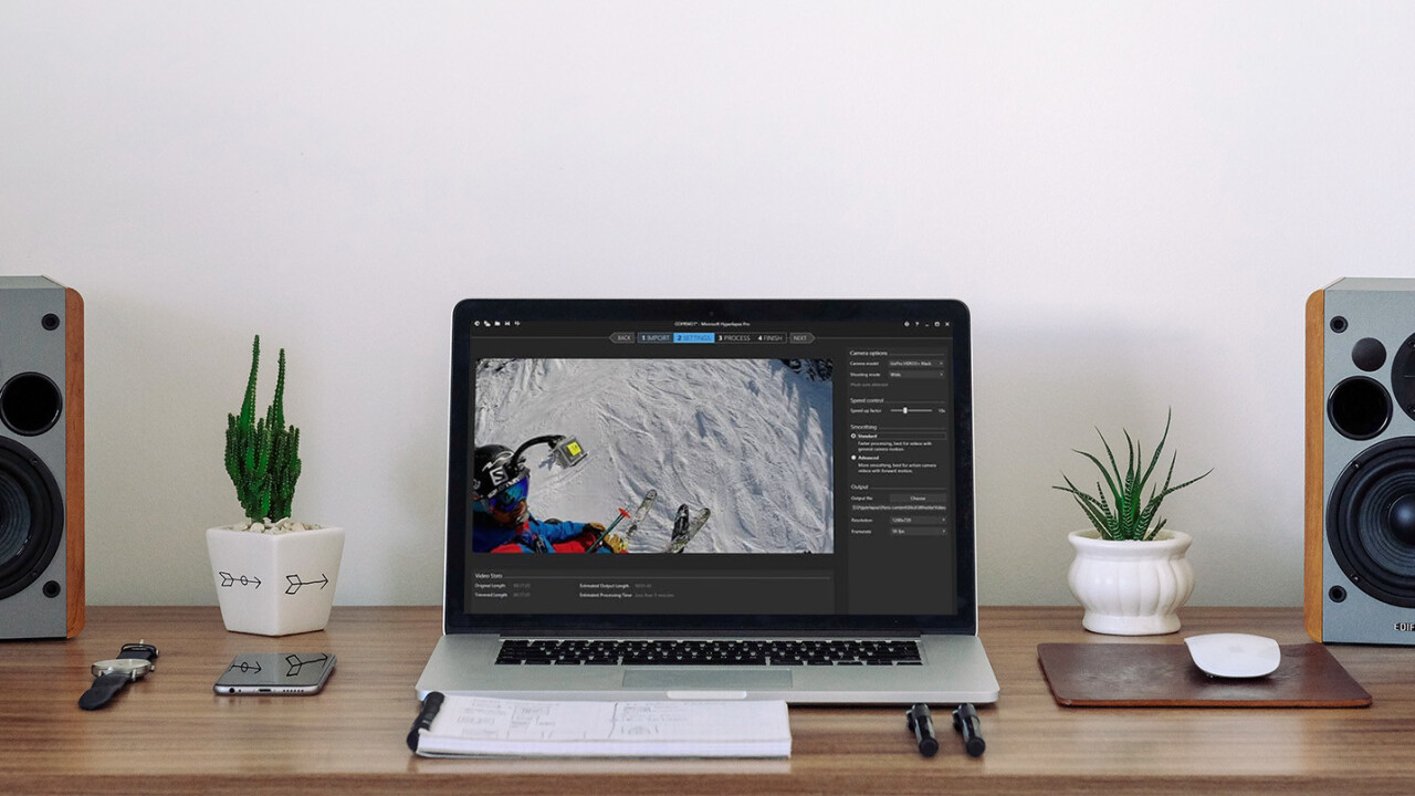 Microsoft's app for creating smooth stabilized time lapses now available for Mac at $50