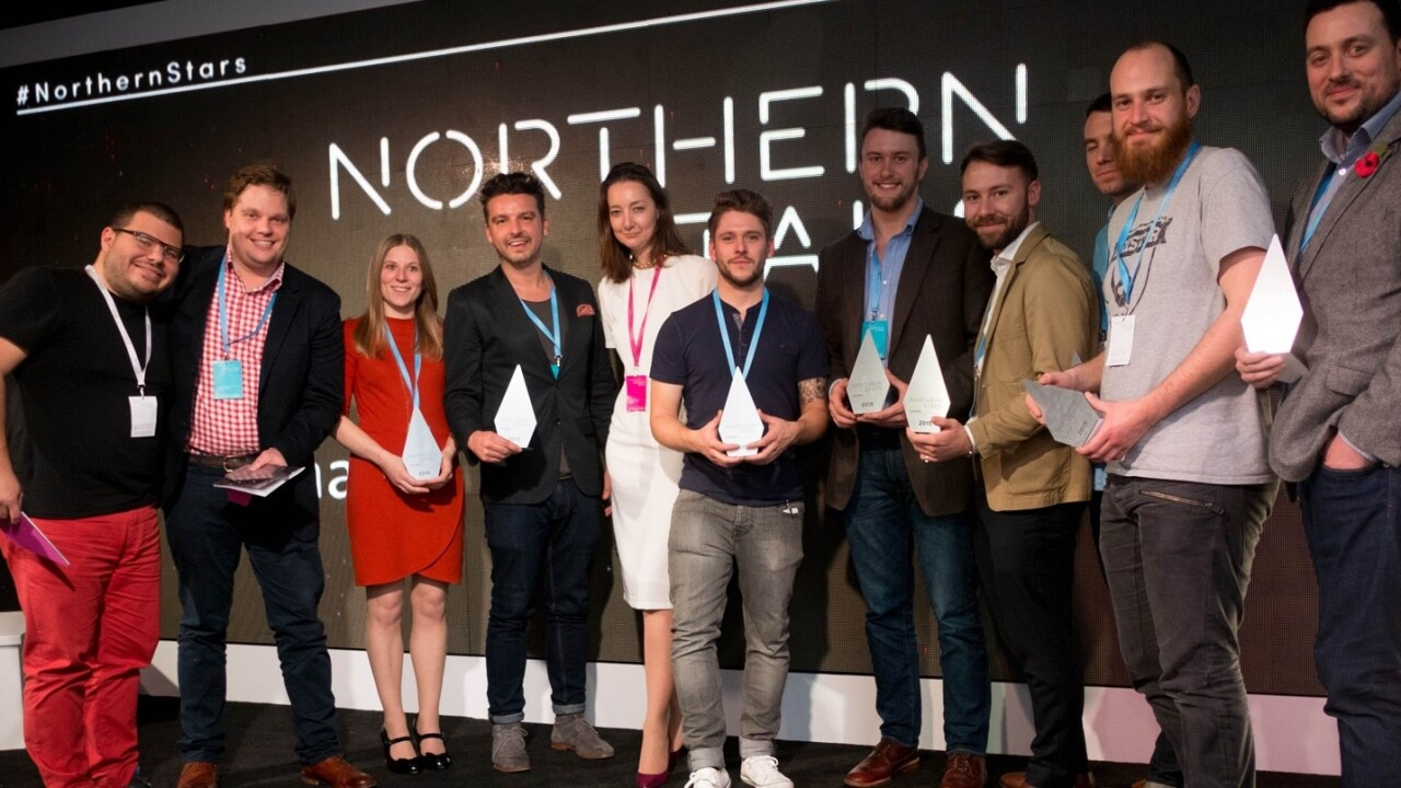 These 10 startups are 'leading lights' as the North of England rises