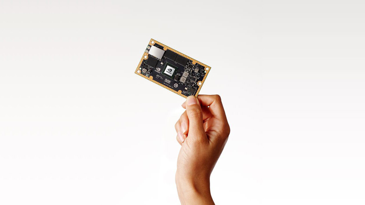 Nvidia's credit-card sized computer could enable self-flying drones