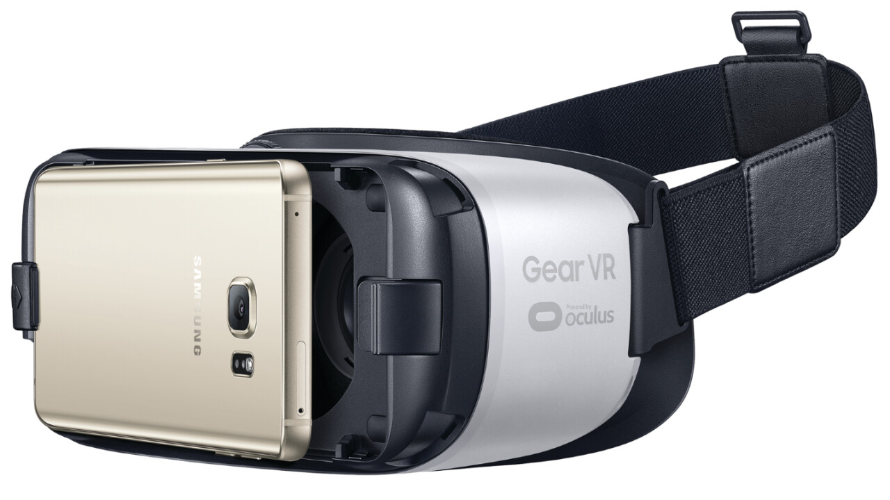 Samsung's Oculus-powered Gear VR is now available to pre-order for $99