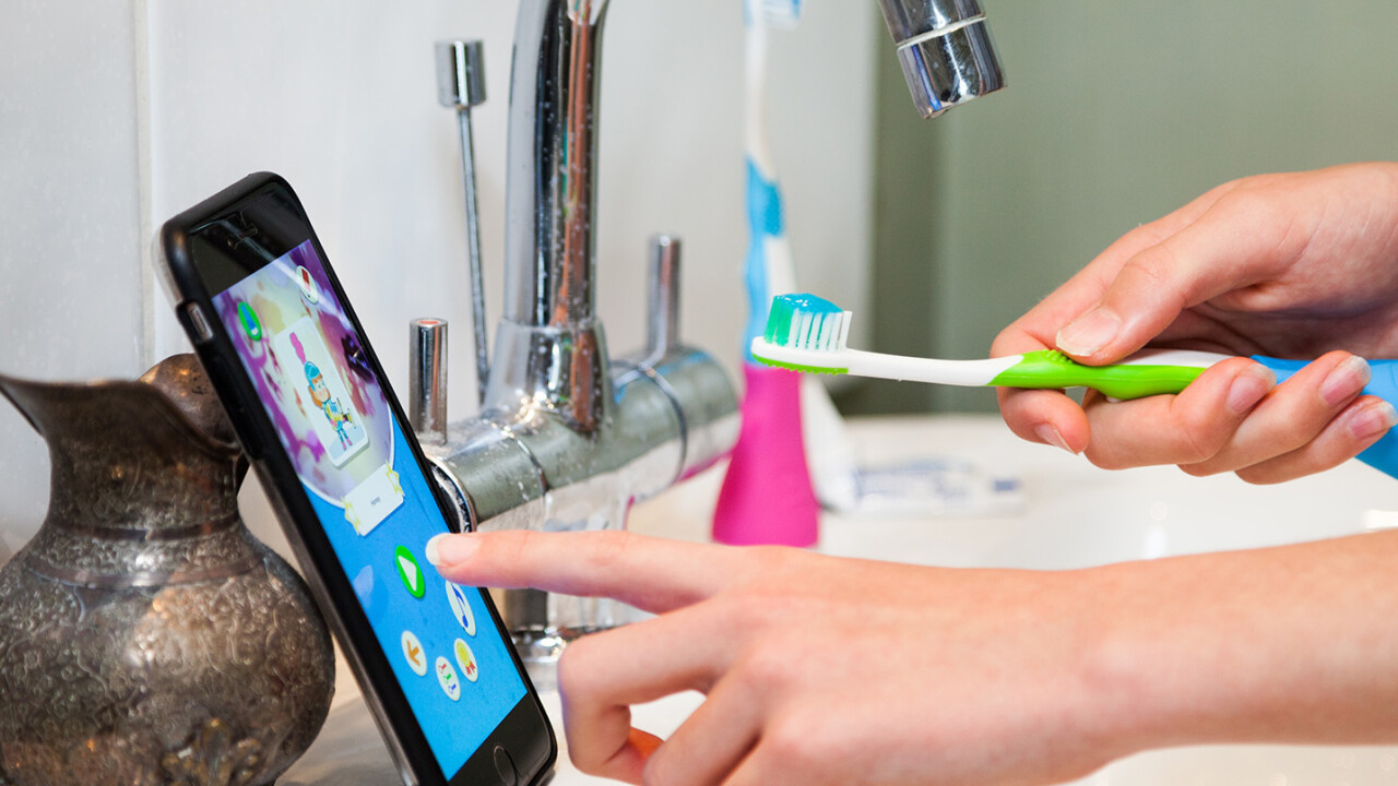 Playbrush turns your kid's toothbrush into a game controller for just $50