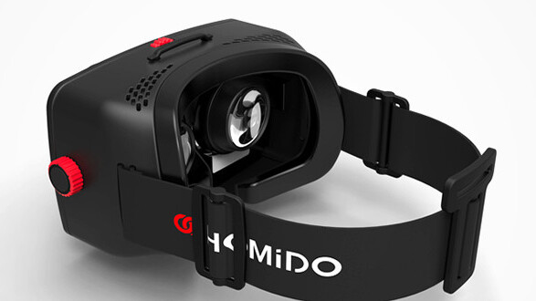 Live the VR dream with 30% off the Homido Virtual Reality Headset