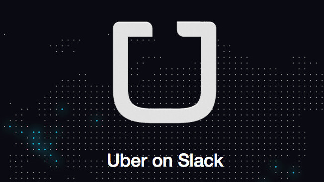 You can now request an Uber through Slack with a few simple commands