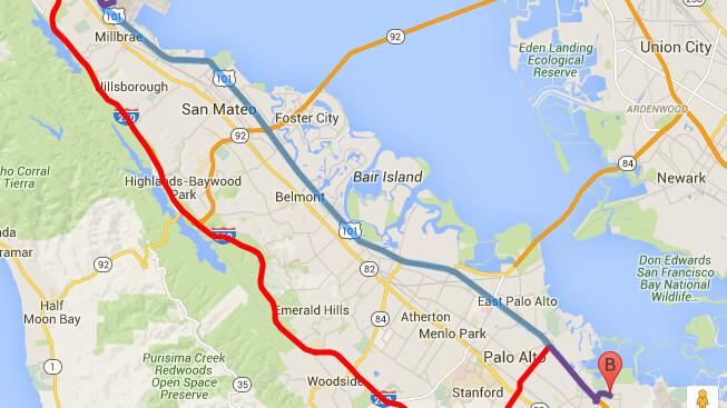 Google Maps releases its predictive travel API to devs