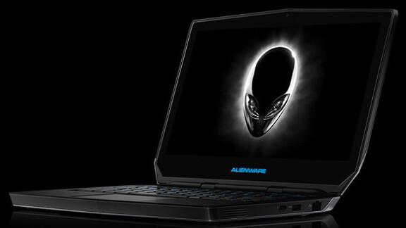Win an Alienware gaming laptop