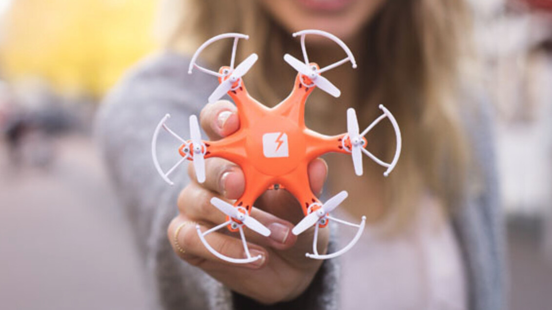 SKEYE Hexa Drone: Ready to fly For $45 + an extra 15% off today using code DRONE15!