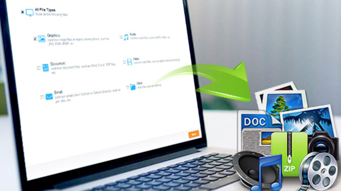 Safeguard your files with Data Recovery Wizard ($45) + Todo Backup Home for PC