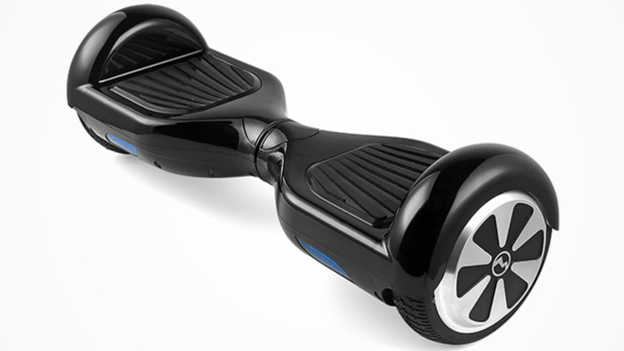 Win a MonoRover R2 'Hoverboard'