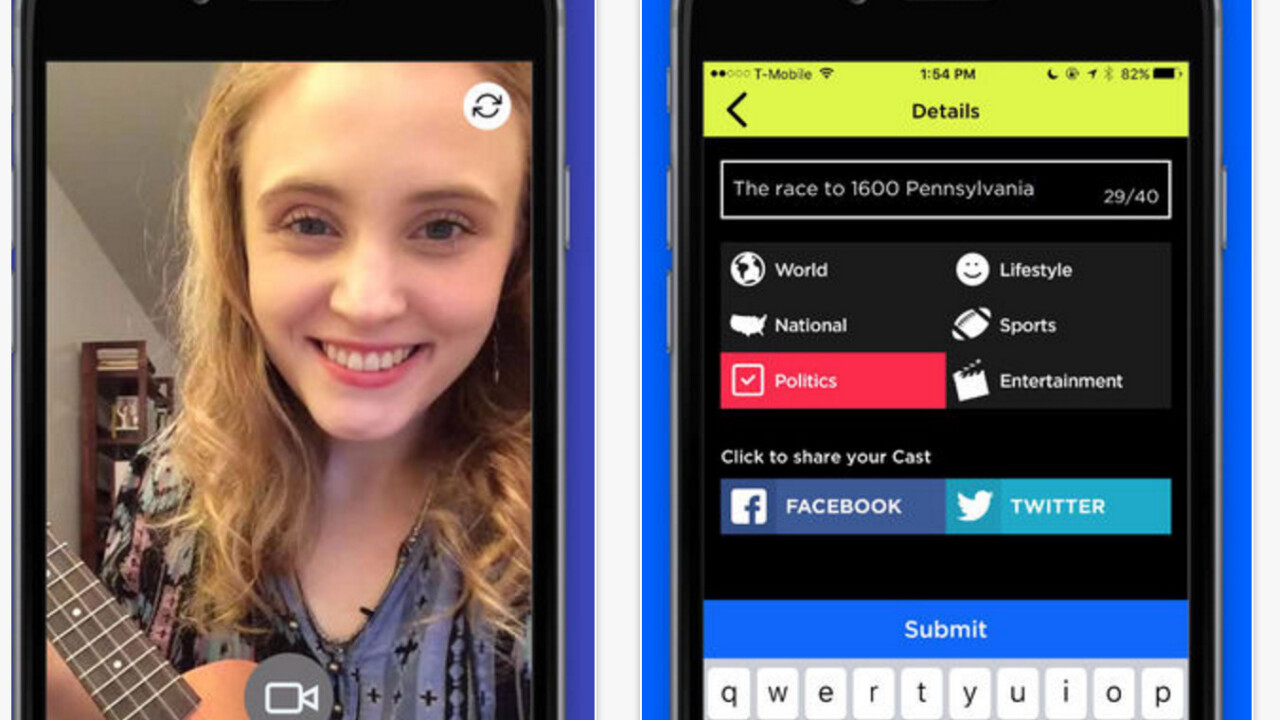 Headliner lets you video the news like a DIY 'Daily Show'