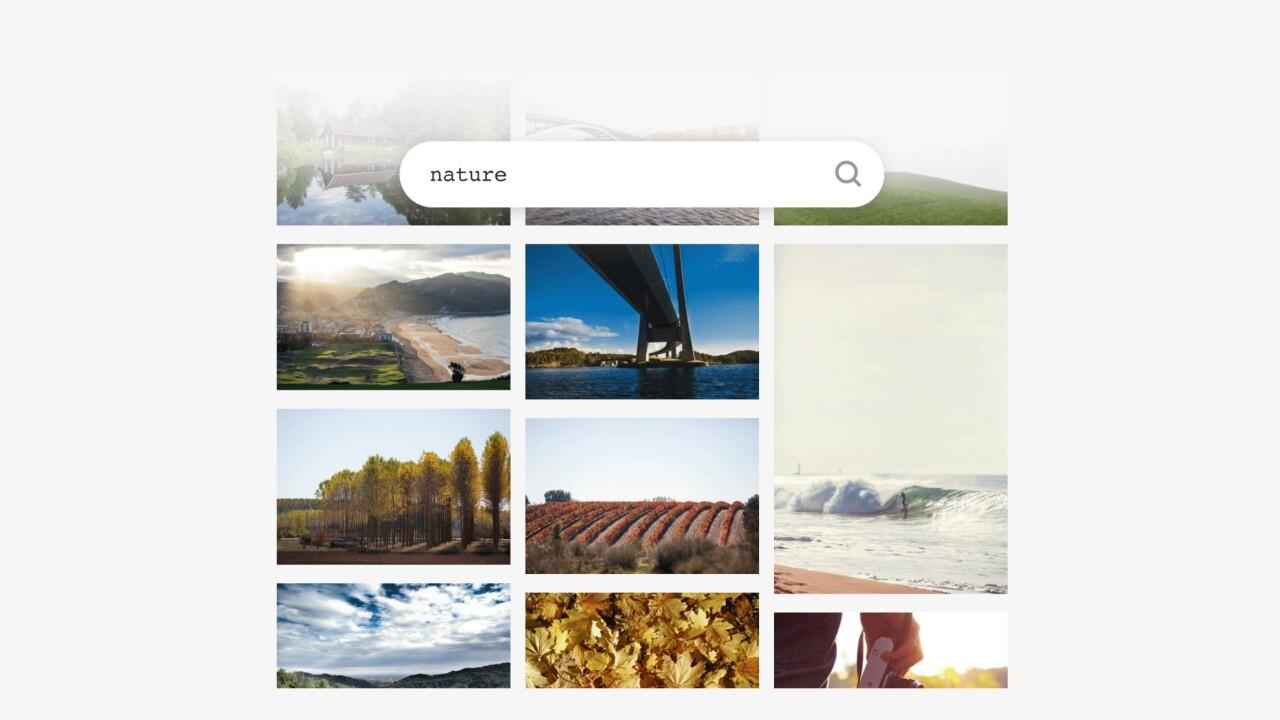 Unsplash's new API puts 30,000 free photos in your app