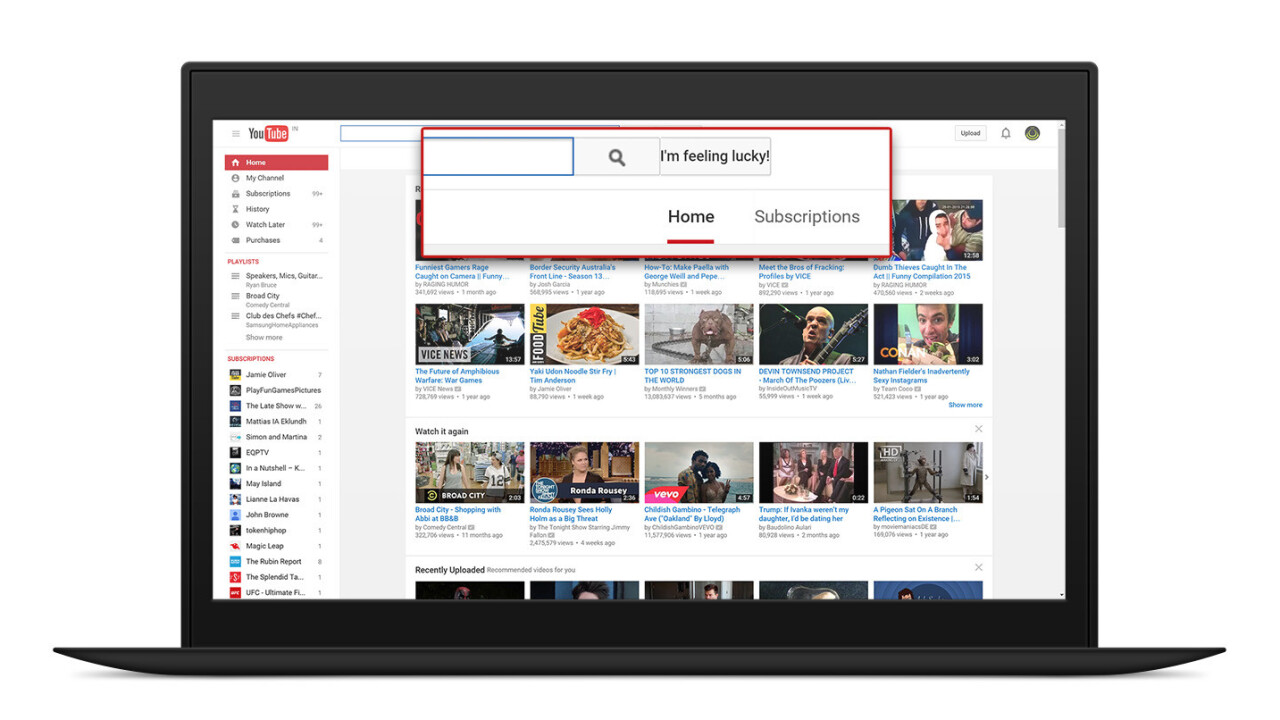 Skip YouTube search results and launch videos instantly with this Chrome extension