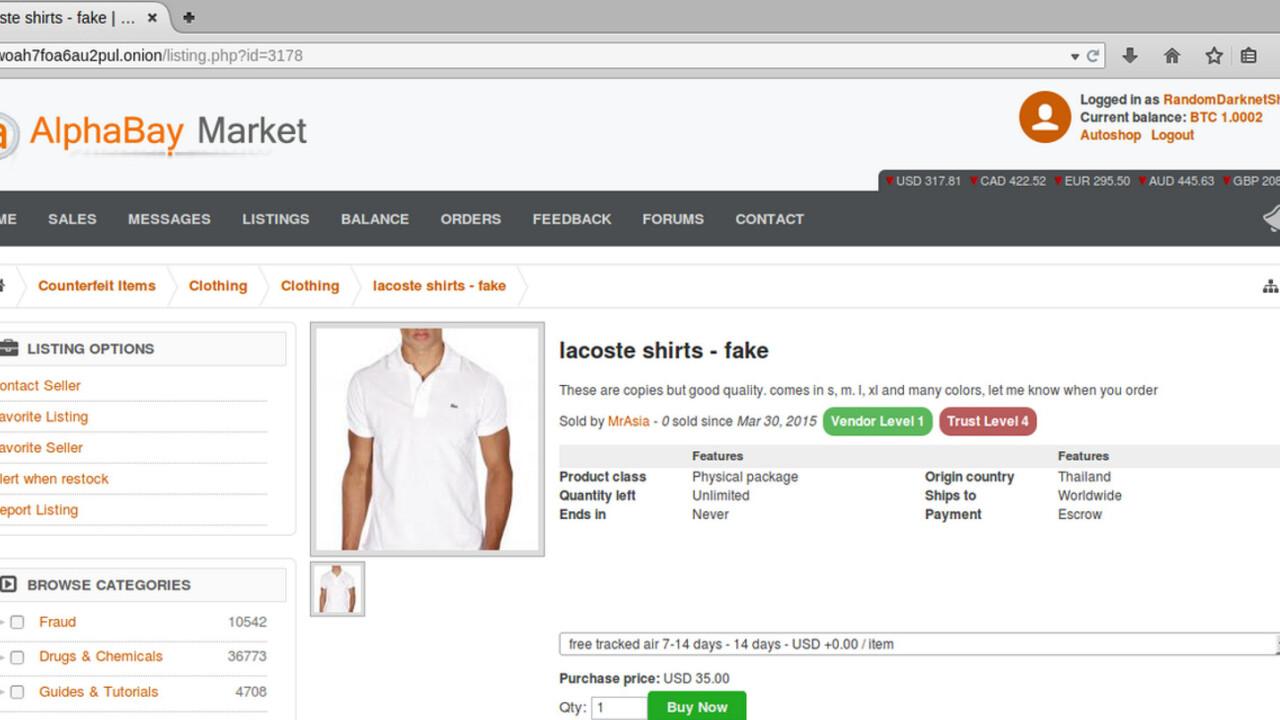 'Random Darknet Shopper' bot that bought ecstasy online is going on another spending spree