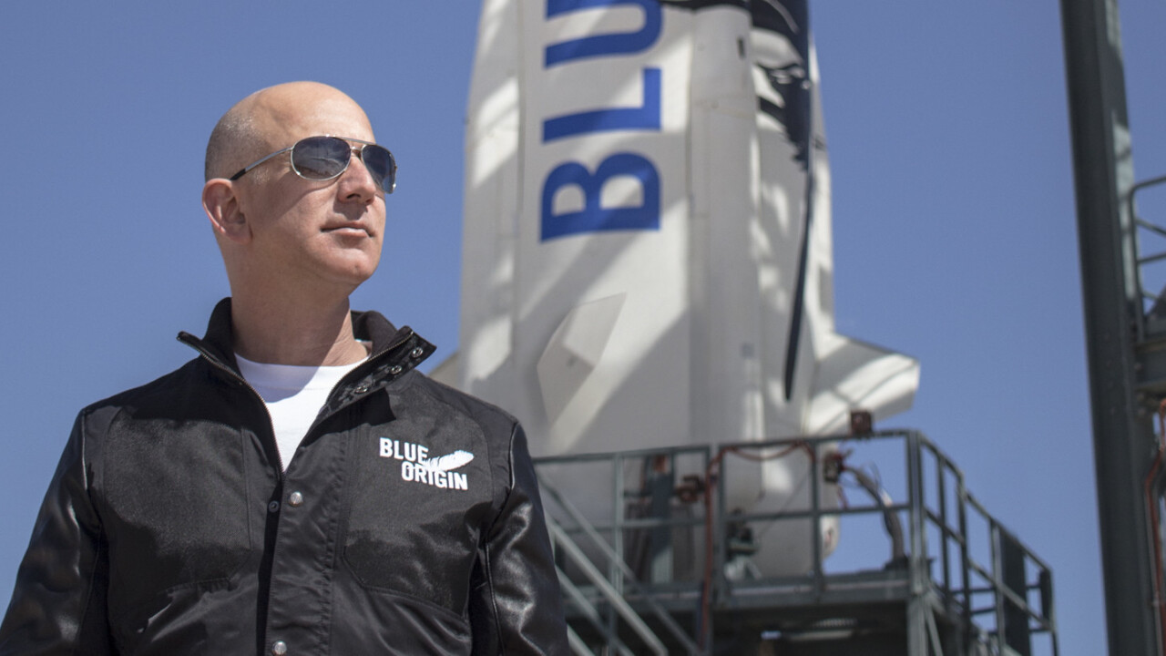 Jeff Bezos is proud of his rocket, Elon Musk not impressed