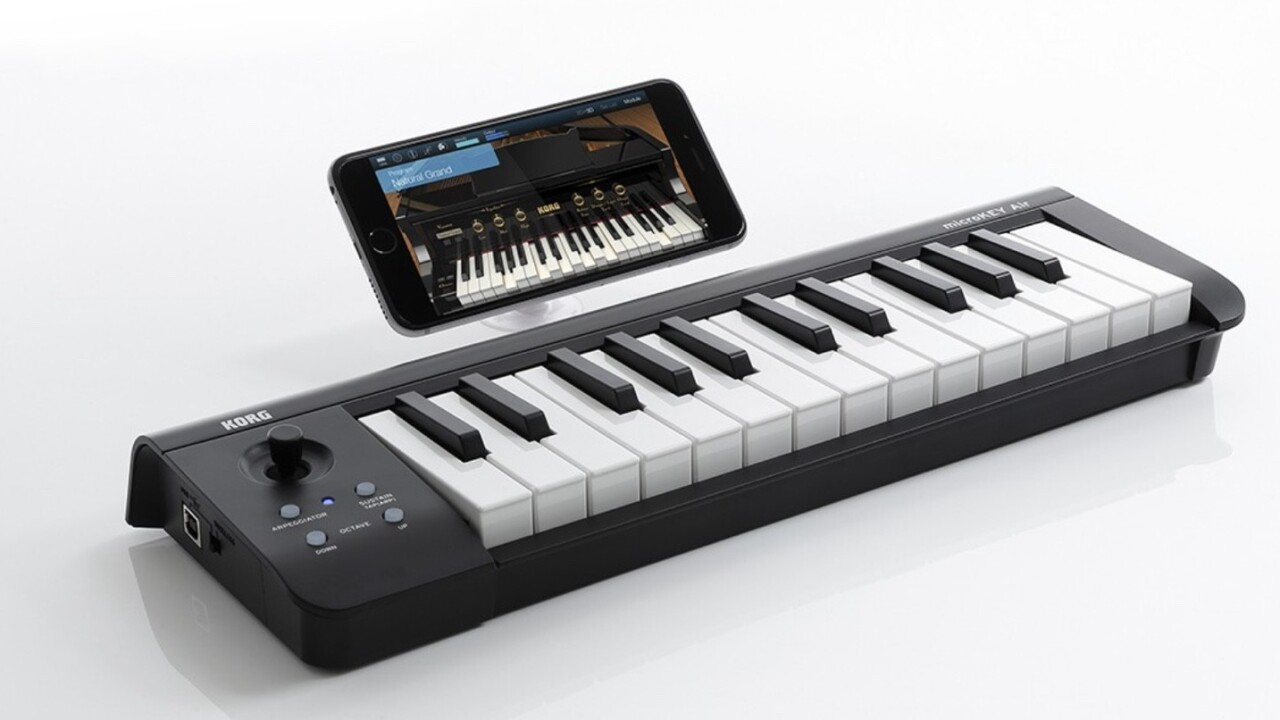 Korg Module crams pro-sounding pianos and synths into your iPhone